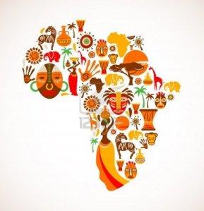 África-máscaras