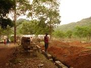 Cimientos casa 2