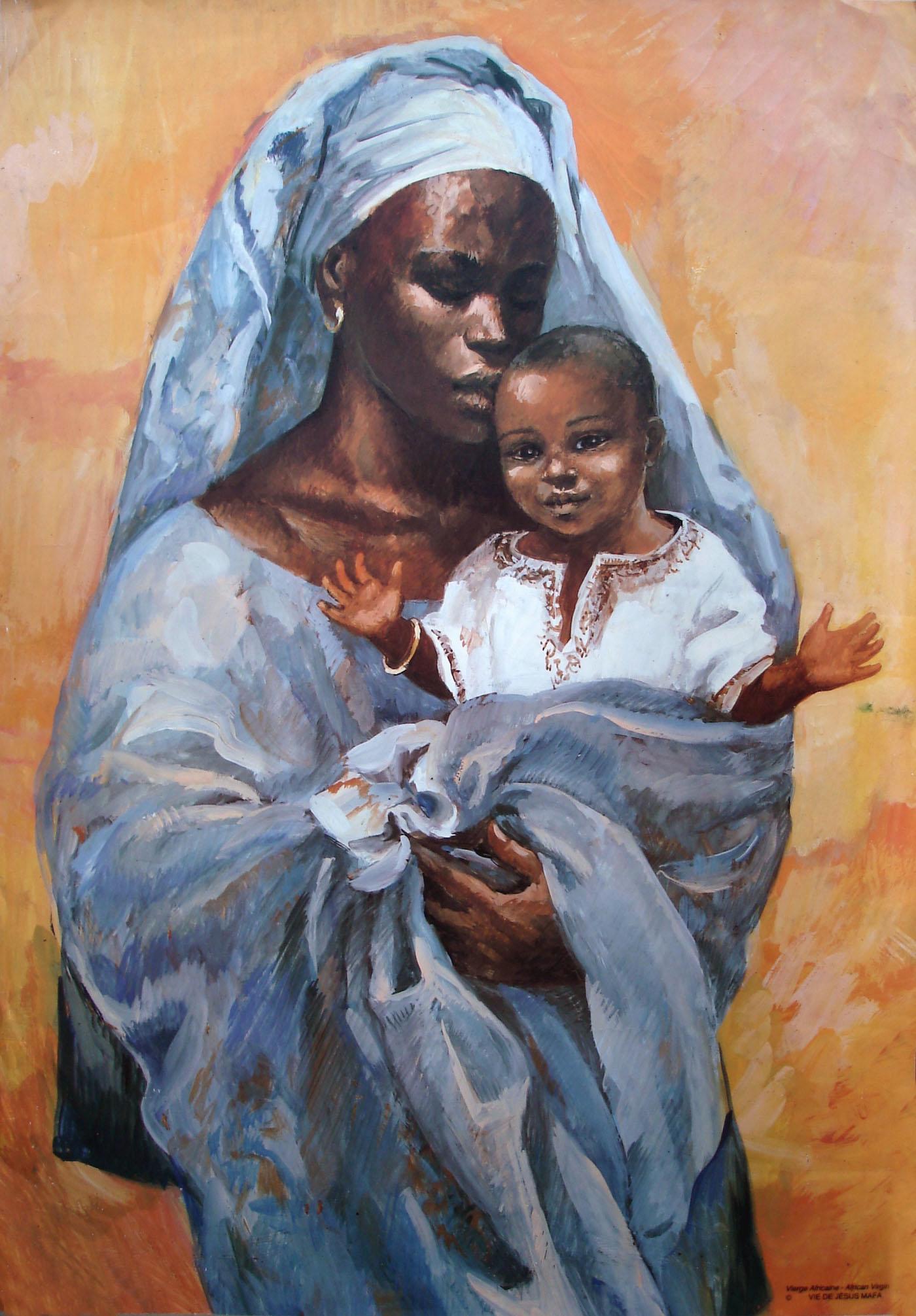 virgenafricana