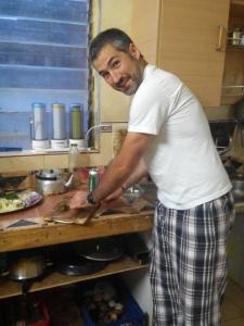 Pinche cocina