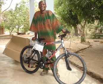 Felix bicicleta